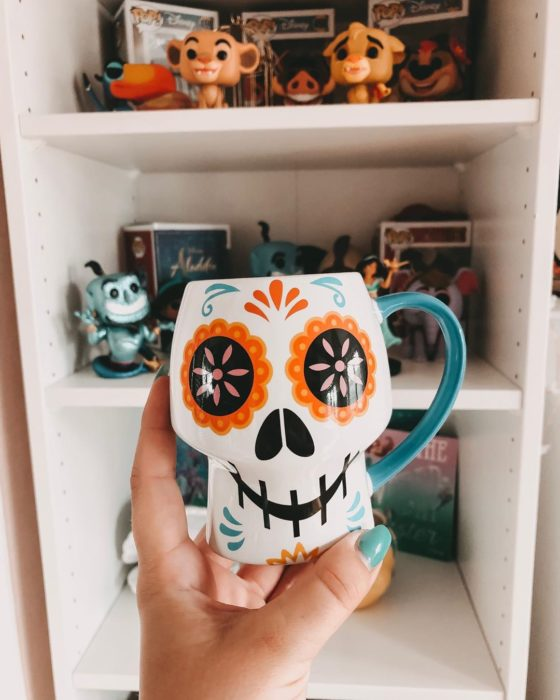 Coco movie inspired mug