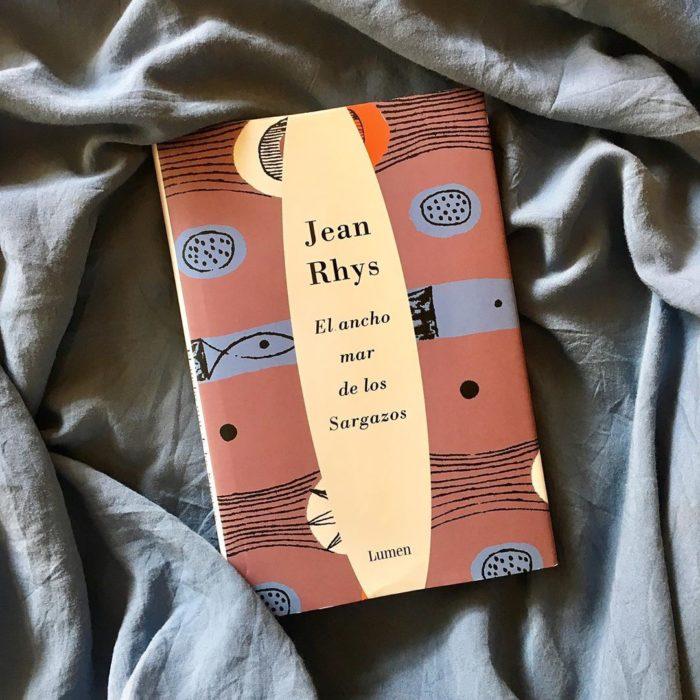 Libro El ancho mar de los Sargazos de Jean Rhys
