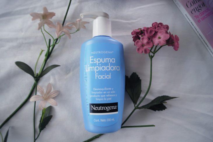 Espuma limpiadora de Neutrogena