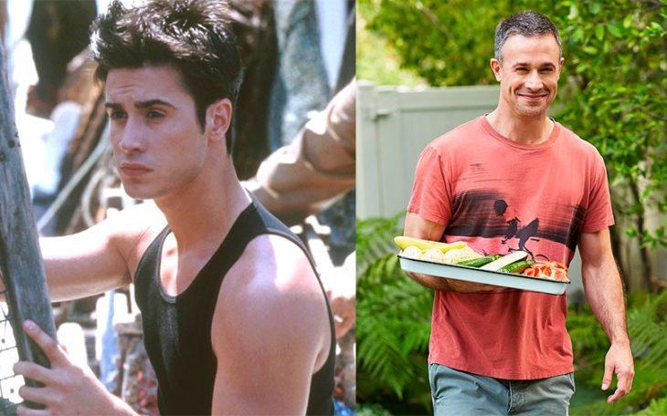 Antes y después de Freddie Prinze Jr.