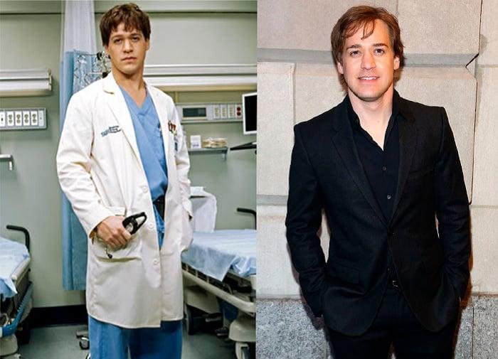 Antes y después de George O'Malley