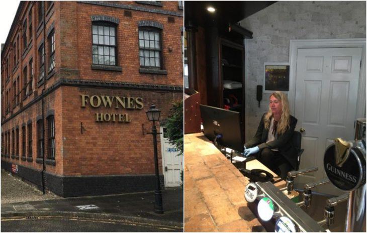 El hotel de lujo Fownes da hospedaje a personas sin hogar ante pandemia en Inglaterra