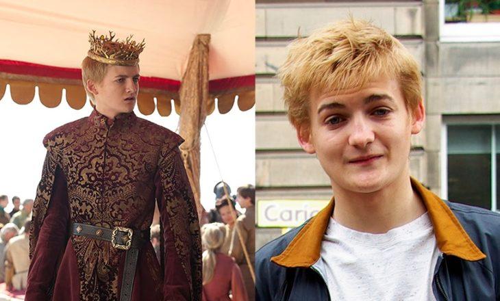 Antes y después de Jack Gleeson