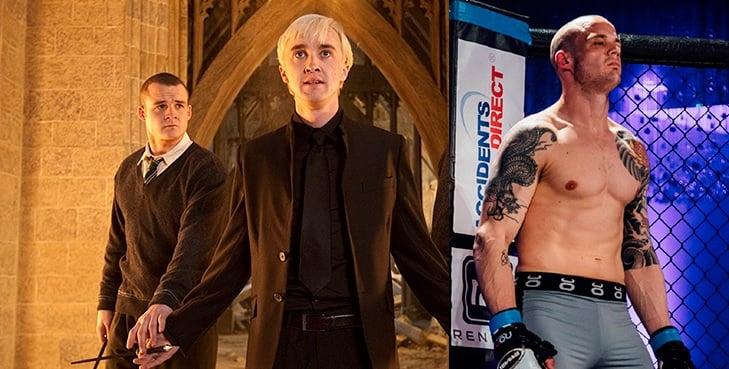 Antes y después de Josh Herdman