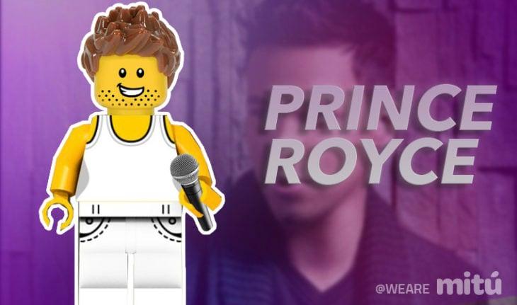 Lego Prince Royce
