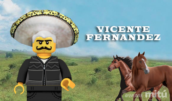 Lego Vicente Fernández
