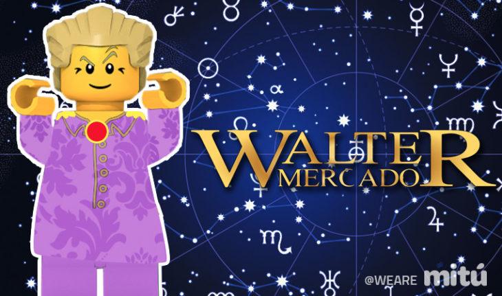 Lego Walter Mercado