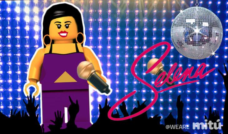 Lego Selena