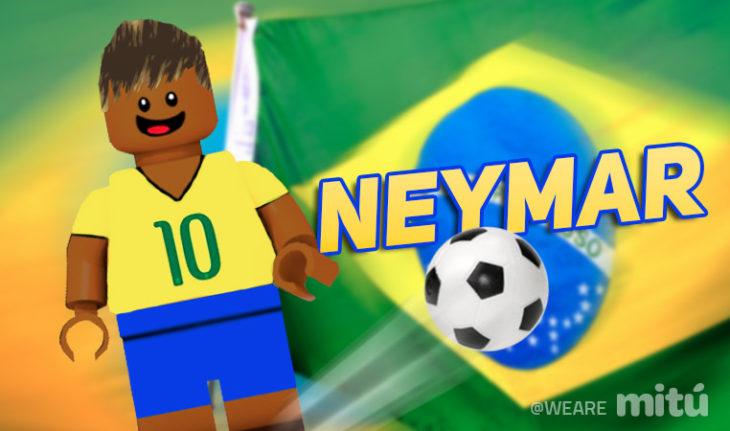 Lego Neymar