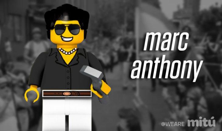 Lego Marc Anthony