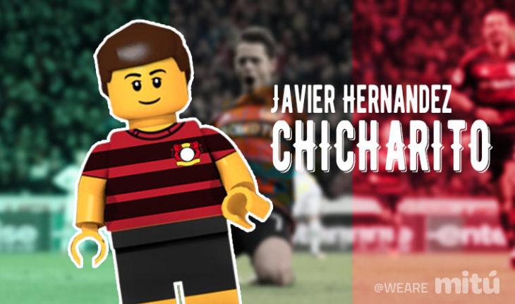 Lego Chicharito