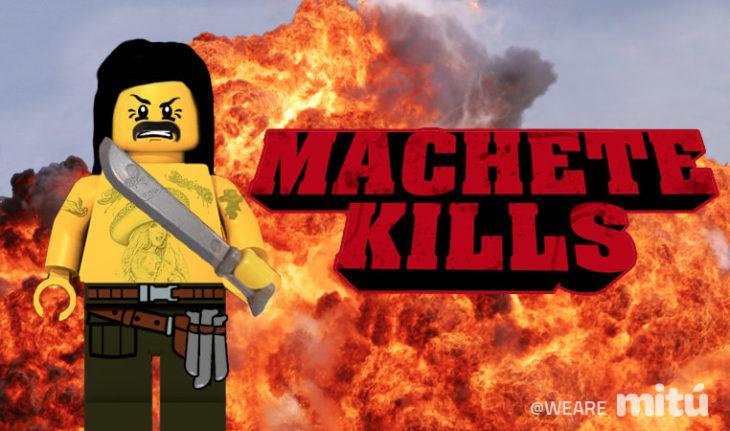 Lego Machete