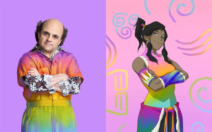 Personajes de Nickelodeon que también pertenecen a la comunidad LGBTQ+