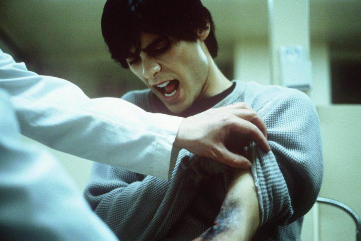 Jared Leto en Requiem for a Dream