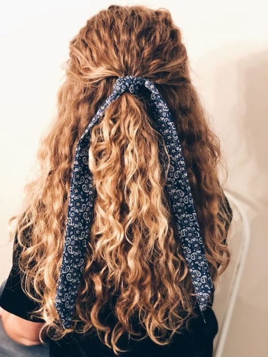 15 easy hairstyles you can do in a few minutes 1