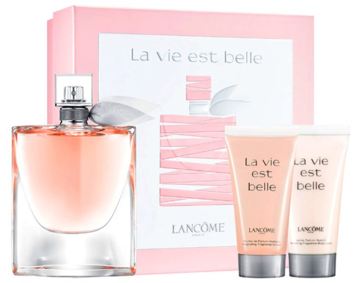 Perfumes que huelen rico; Lancome, La Vie Est Belle