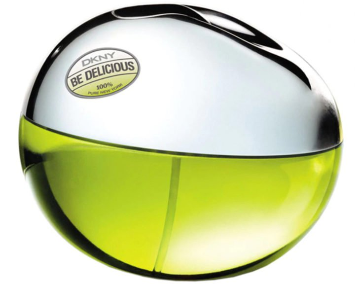 Perfumes that smell rich; DKNY, Be Delocious