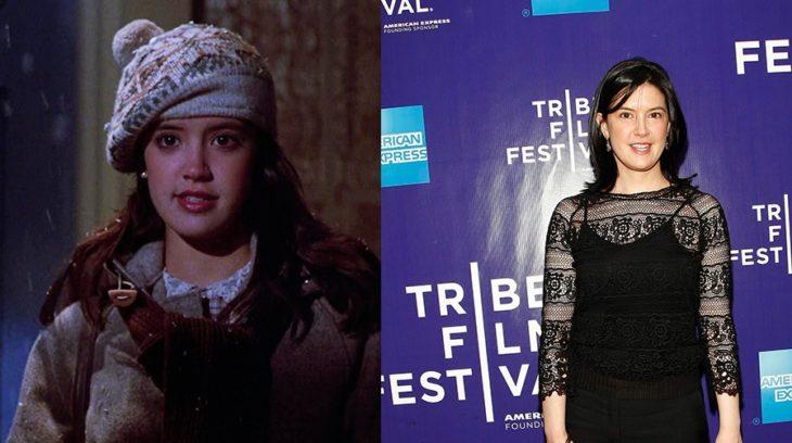 Antes y después de Phoebe Cates