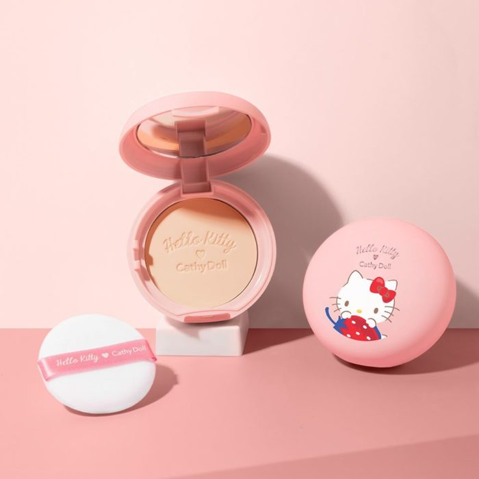 Cathy Doll x Hello Kitty Collection Compact Powder