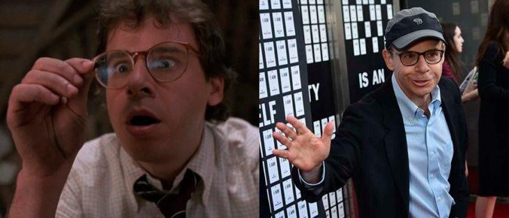 Antes y después de Rick Moranis