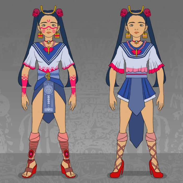 Artistas recrean a Sailor Moon versión mexicana en el #SailorMoonRedraw