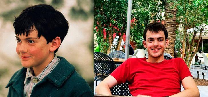 Antes y después de Skandar Keynes