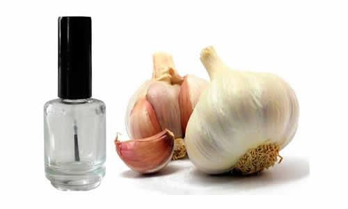 Garlic glaze