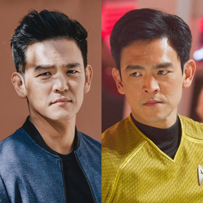 John Cho en Star Trek