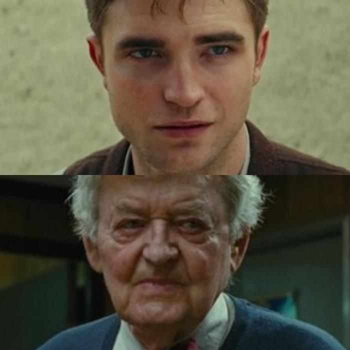 Robert Pattinson interpreta la versión más joven del actor Hal Holbrook
