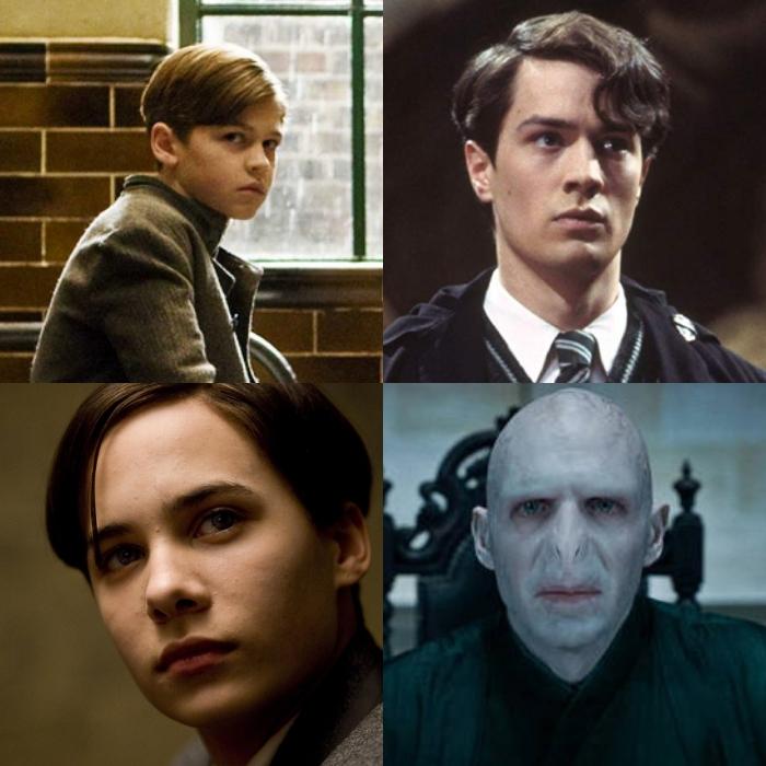 Hero-Fiennes Tiffin, Frank Dillane y Christian Coulson interpretan las versiones más jóvenes del actor de Ralph Fiennes
