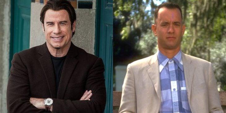 John Travolta y Tom Hanks