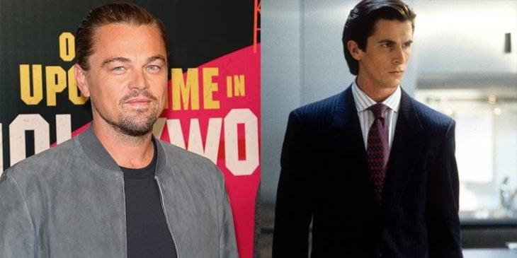 Leonardo DiCaprio y Christian Bale