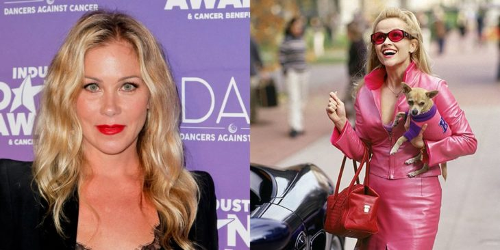 Christina Applegate, Reese Witherspoon, Legalmente Rubia