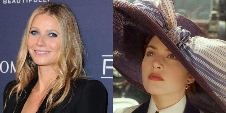 Gwyneth Paltrow y Kate Winslet