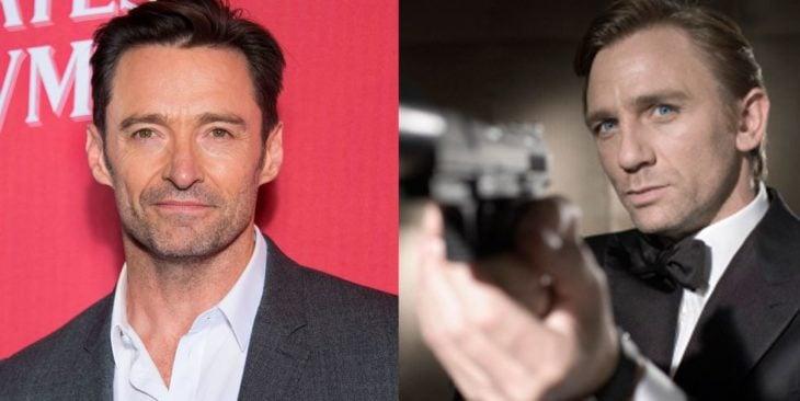 Hugh Jackman y Daniel Craig