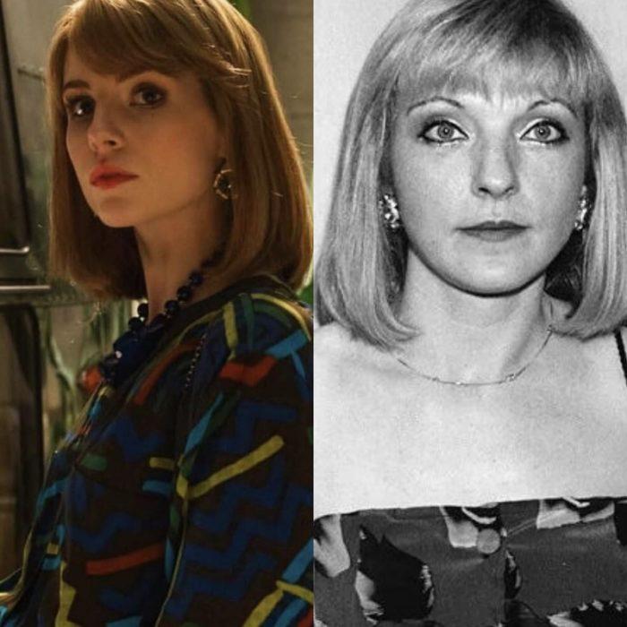 actriz lucy boynton como mary austin