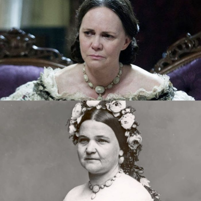 actriz sally field como mary todd lincoln