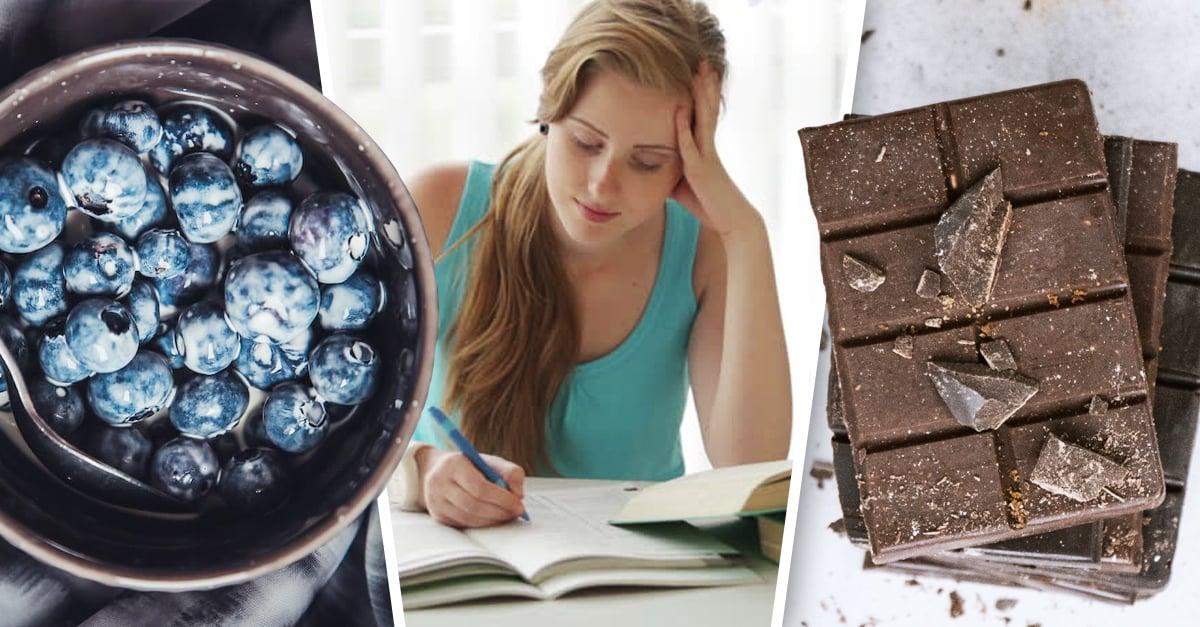 Los 15 alimentos que mejor te ayudarán a concentrarte