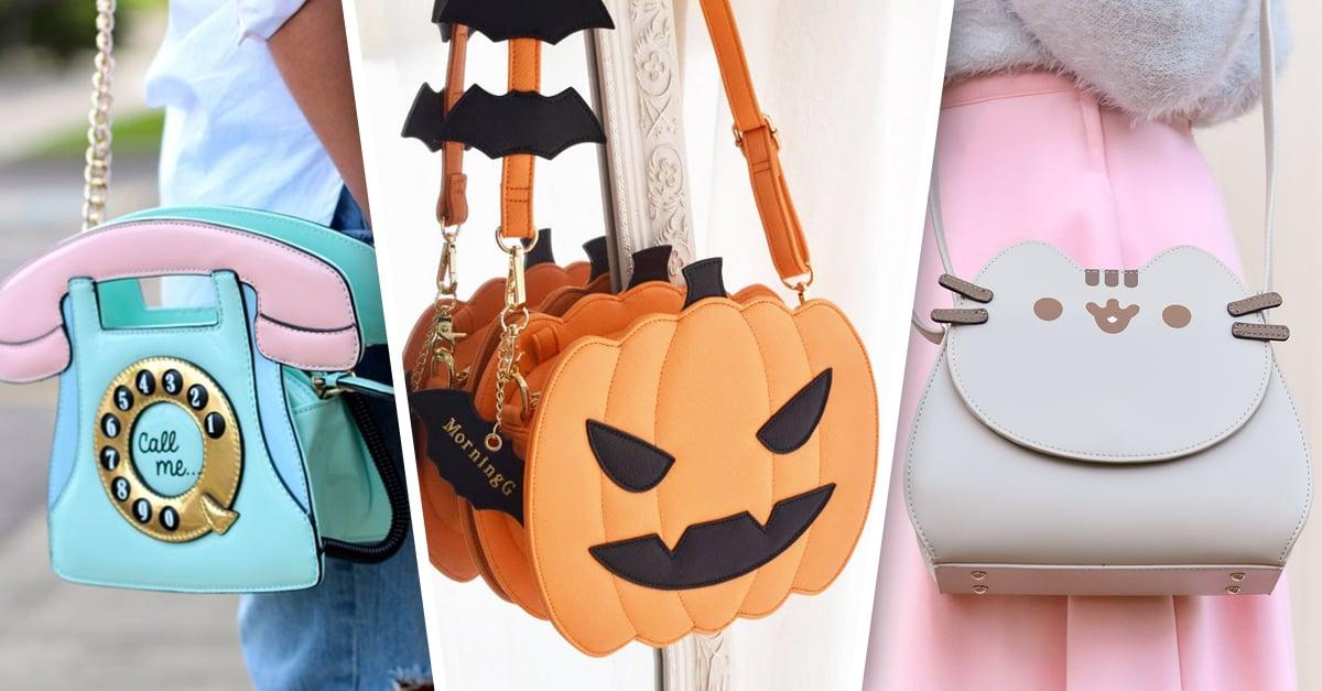 25 Originales bolsos para armar los looks más divertidos