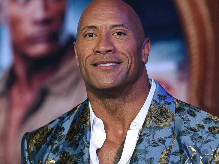 actor the rock dwayne johnson