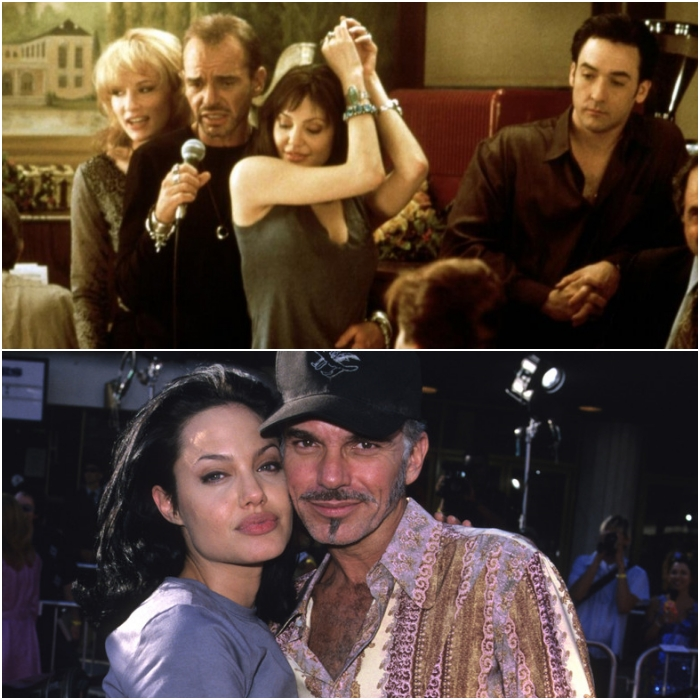 Angelina Jolie y Billy Bob Thorton