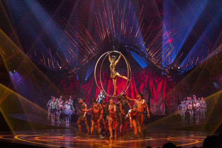 el cirque du soleil se declara en bancarrota