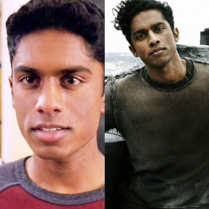 actor rajiv surendra como kevin gnapoor en chicas pesadas
