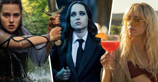 15 Estrenos de Netflix en julio para no dejar de comer palomitas
