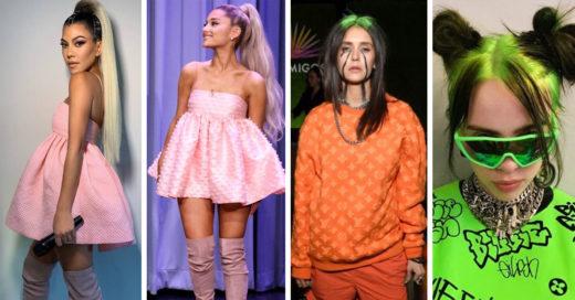 18 Veces en que las celebridades vistieron como otras celebridades