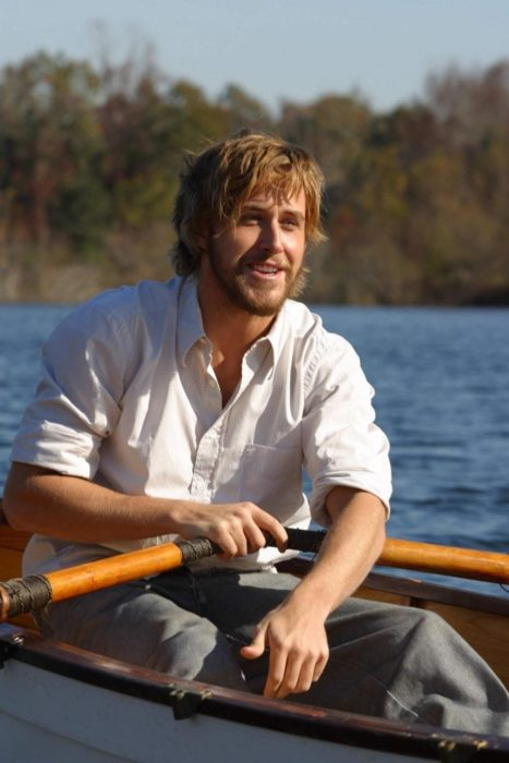 Noah Jr. Diaro de una Pasion, The Notebook, Ryan Gosling