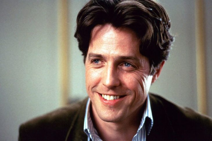 Hugh Grant en Notting Hill