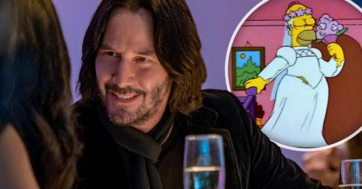 Ya puedes tener una cita con Keanu Reeves; el actor está subastando una videollamada