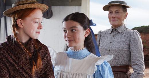 Anne With An E, la serie que nos enseña mucho sobre poder femenino