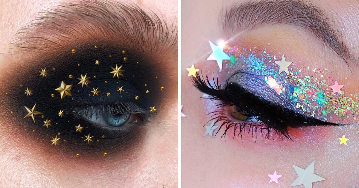 15 Maquillaje de ojos con el que nadie brillará más que tú